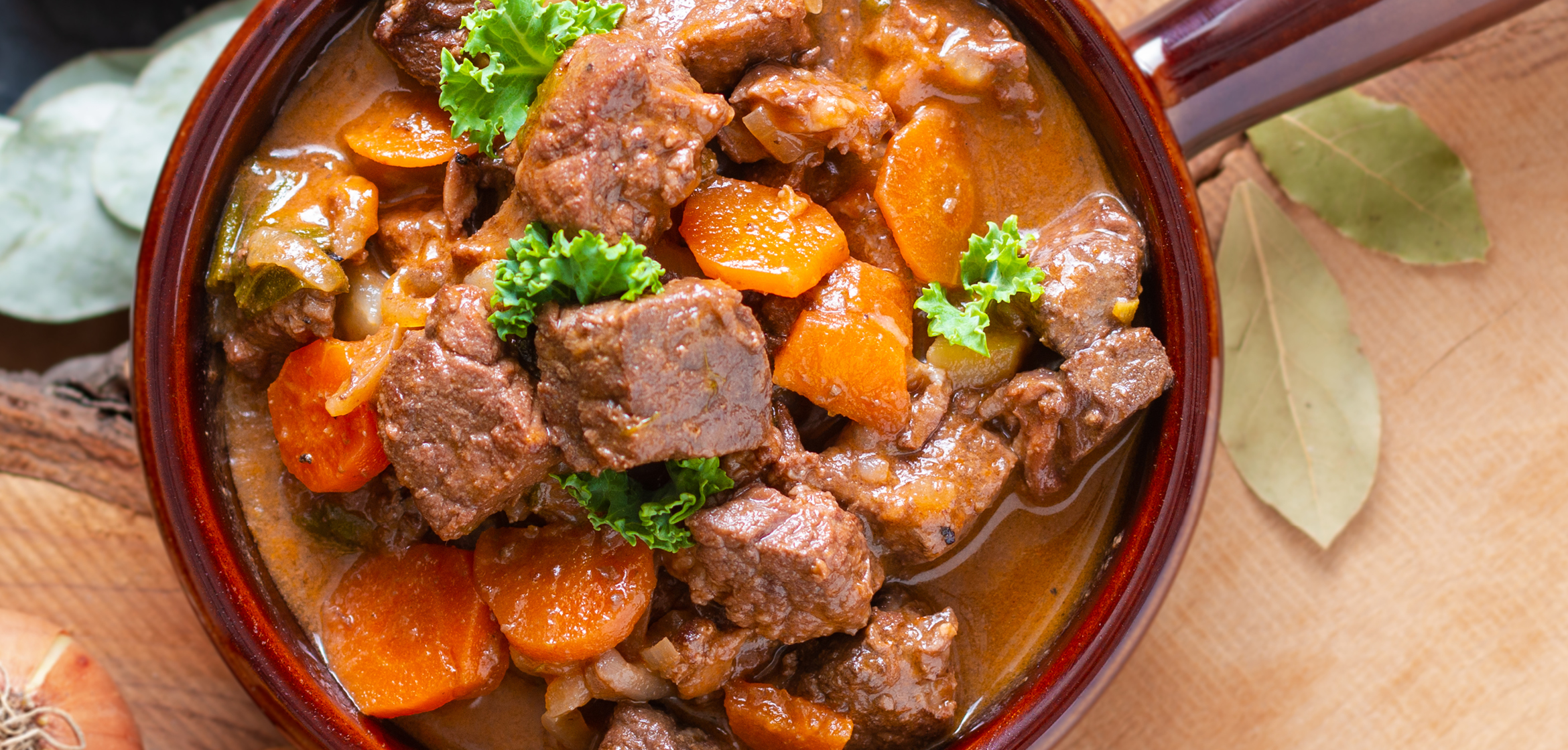 COUNTRY LAMB & VEGETABLE CASSEROLE