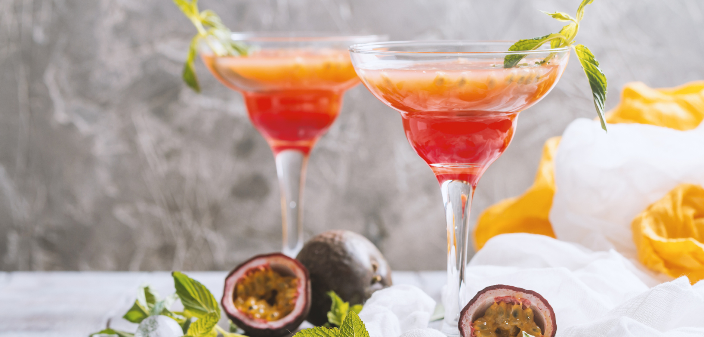 PASSIONFRUIT & WATERMELON MARGARITA