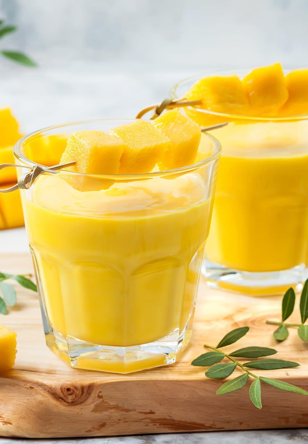 Mango & Honey Smoothie