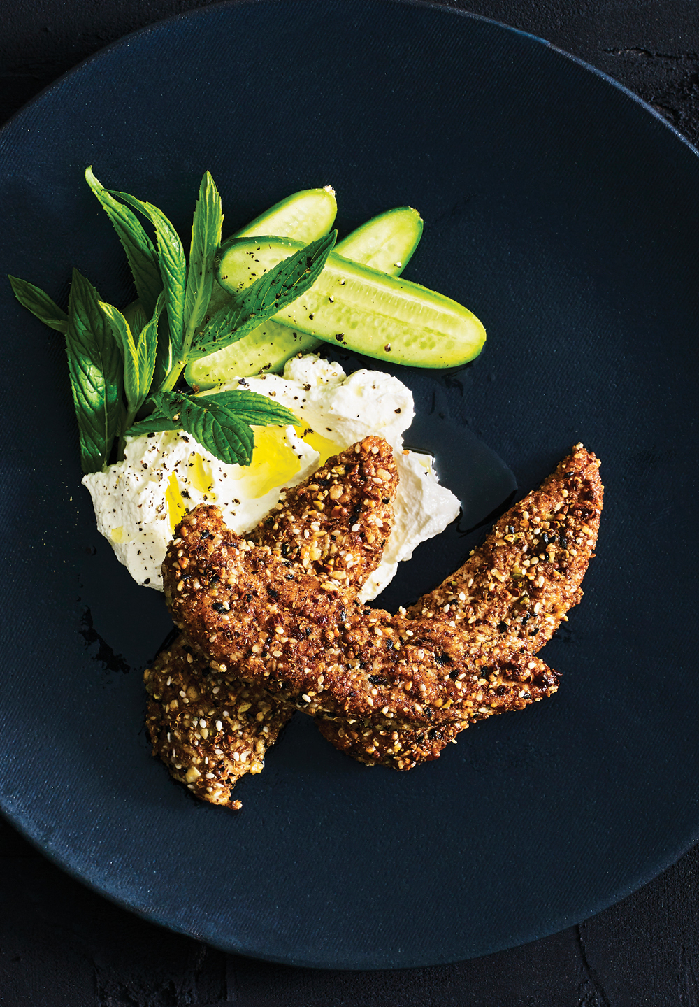 Dukkah Crusted Tenderloins